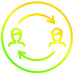 image representing staff turnover.